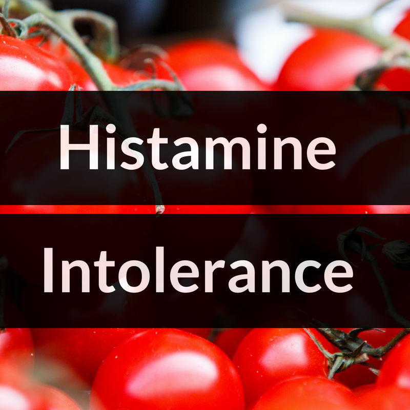 Histamine Intolerance - The genes and pathways of breaking down histamine.