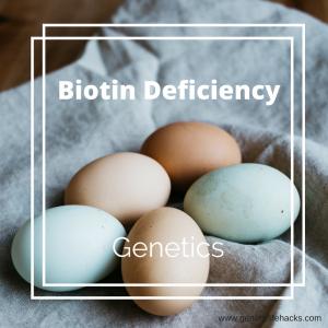 biotin-deficiency