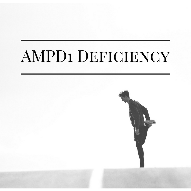 AMPD1 Deficiency